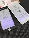 Ochrona ekranu na Jabłko iPhone 6s Plus / iPhone 6s / iPhone 6 Plus Szkło hartowane 1 szt. Folia ochronna ekranu Twardość 9H / Ochrona przed niebieskim światłem / 3D zaokrąglone rogi