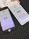 Skjermbeskytter til Apple iPhone 6s Plus / iPhone 6s / iPhone 6 Plus Herdet Glass 1 stk Skjermbeskyttelse 9H hardhet / Anti-Blaa Lys / 3D  boeyd kant