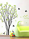 Decorative Wall Stickers - Plane Wall Stickers Floral / Botanical Living Room / Bedroom / Bathroom
