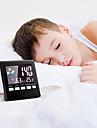 Alarm clock LED Plastics Automatic Self Wind 1 pcs
