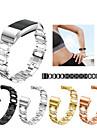 시계 밴드 용 Fitbit Charge 2 핏빗 스포츠 밴드 / 쥬얼리 디자인 스테인레스 스틸 손목 스트랩