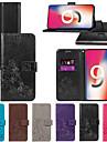 Case Kompatibilitás Apple iPhone XR / iPhone XS Max Pénztárca / Kártyatartó / Állvánnyal Héjtok Egyszínű / Mandala / Pillangó Kemény PU bőr mert iPhone XS / iPhone XR / iPhone XS Max