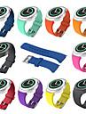 حزام إلى Gear S2 Samsung Galaxy عصابة الرياضة سيليكون شريط المعصم