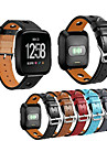 Watch Band for Fitbit Versa Fitbit Leather Loop Genuine Leather Wrist Strap