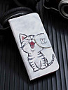 Case For Xiaomi Redmi 6 Wallet / Card Holder / with Stand Full Body Cases Cat Hard PU Leather for Redmi 6A / Redmi 6