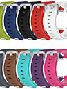 Watch Band for Fitbit ionic Fitbit Sport Band Ceramic / Silicone Wrist Strap