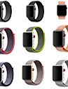 Bracelet de Montre  pour Apple Watch Series 4/3/2/1 Apple Bracelet Sport / Boucle Moderne Nylon Sangle de Poignet