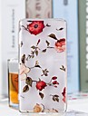 Case For Sony Xperia XZ2 Compact / Xperia XZ2 Transparent / Pattern Back Cover Flower Soft TPU for Huawei P20 / Huawei P20 Pro / Huawei P20 lite