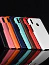 Etui Til Huawei Honor 10 / Honor V9 Matt Bakdeksel Ensfarget Hard PU Leather til Huawei Honor 10 / Honor 9 / Huawei Honor 9 Lite