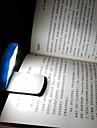 brelong 1 pc portatile per la protezione degli occhi lettura clip luce notturna