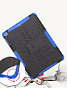 Case For Apple iPad (2017) Shockproof / with Stand Back Cover Armor Hard PC for iPad (2017)