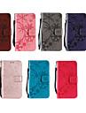 Θήκη Za Nokia Lumia 635 / Nokia 7 Plus Novčanik / Utor za kartice / sa stalkom Korice Jednobojni Tvrdo PU koža za Nokia 9 / Nokia 8 / 8 Sirocco