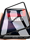 Case For OnePlus OnePlus 6 Shockproof / Magnetic Back Cover Solid Colored Hard Tempered Glass for OnePlus 6