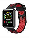 Kimlink J18 Γυναικεία Έξυπνο ρολόι Android iOS Bluetooth Αδιάβροχη Συσκευή Παρακολούθησης Καρδιακού Παλμού Μέτρησης Πίεσης Αίματος Θερμίδες που Κάηκαν Εντοπισμός απόστασης / Βηματόμετρο