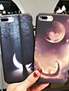 Coque Pour Apple iPhone XR / iPhone XS Max Phosphorescent / Motif Coque Paysage Dur PC pour iPhone XS / iPhone XR / iPhone XS Max