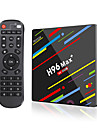PULIERDE H96MAX+ PLUS TV Box Android 8.1 TV Box RK3328 4GB RAM 64GB ROM رباعية النواة تصميم جديد