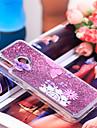 غطاء من أجل Huawei P20 lite ضد الصدمات / بريق لماع غطاء خلفي فراشة / بريق لماع ناعم TPU إلى Huawei P20 lite