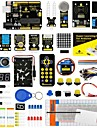 keyestudio super starter kit / learning kit (uno r3) for arduino starter kit with 32 projects 1602 lcd