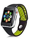 JSBP M3 Inteligentny zegarek Android Bluetooth 2G Smart Wodoodporny Ekran dotykowy Odbieranie bez użycia rąk Stoper Krokomierz Powiadamianie o połączeniu telefonicznym Rejestrator aktywności / Budzik