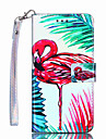 Etui Til Apple iPhone XR / iPhone XS Max Lommebok / Kortholder / Stoetsikker Heldekkende etui Flamingo Hard PU Leather til iPhone XS / iPhone XR / iPhone XS Max