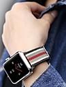 Urrem for Apple Watch Series 4/3/2/1 Apple Klassisk spænde Nylon Håndledsrem
