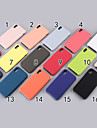 Custodia Per Apple iPhone XR / iPhone XS Max Effetto ghiaccio Per retro Tinta unita Morbido Gel di silice per iPhone XS / iPhone XR / iPhone XS Max