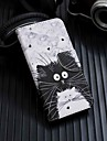 Case For Xiaomi Xiaomi Pocophone F1 / Xiaomi A2 lite Wallet / Card Holder / with Stand Full Body Cases Cat Hard PU Leather for Xiaomi Redmi Note 5 Pro / Xiaomi Pocophone F1 / Xiaomi Redmi 6 Pro