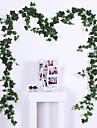 زهور اصطناعية 1 فرع كلاسيكي التقليدية / الكلاسيكية النمط الرعوي نباتات أزهار الحائط