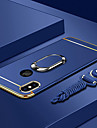 Carcasă Pro Apple iPhone XS / iPhone XS Max Galvanizované / Držák na prsteny / Ultra tenké Zadní kryt Jednobarevné Pevné PC pro iPhone XS / iPhone XR / iPhone XS Max