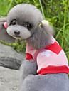 Prodotti per cani Maglioni Abbigliamento per cani A quadri Con cuori Personaggio Rosso Blu Rosa Fibra acrilica Costume Per Corgi Beagle Bulldog Autunno Inverno Per maschio Per femmina Casual Top caldi