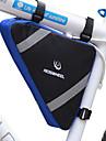 ROSWHEEL 2.2 L Bisiklet Çerçeve Çantaları Üçgen Çerçeve Çanta Nemgeçirmez Giyilebilir Darbeye Dayanıklı Bisiklet Çantası Kumaş PVC Bisikletçi Çantası Bisiklet Çantası Bisiklete biniciliği / Bisiklet