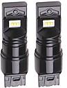OTOLAMPARA 2pcs T20 (7440,7443) / 3157 / P21W Auto Lampadine 35 W CSP 2620 lm 2 LED Luce di posizione Per Toyota Amigo / MPV / SL600 2019