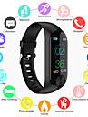 Indear Y10 Feminino Pulseira inteligente Android iOS Bluetooth Smart Esportivo Impermeavel Monitor de Batimento Cardiaco Medicao de Pressao Sanguinea Podometro Aviso de Chamada Monitor de Atividade