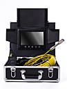 """23 מ""""מ עדשה תעשייתית endoscope 20m עבודה אורך 9 אינץ \'תיקון רכב תיקון תיקון צינור"""
