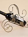1pc Wrought Iron Wine Rack Wine Racks Classic Wine Accessories for Barware